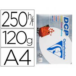 Papel multifuncion laser color DCP Din A4 120 g/m2