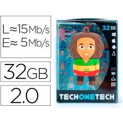 MEMORIA USB TECH ON TECH BOB 32 GB