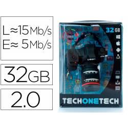 MEMORIA USB TECH ON TECH CAMARA FOTOS DX 32 GB