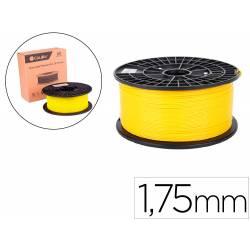 FILAMENTO 3D COLIDO ABS PREMIUM 1,75 MM 1 KG AMARILLO