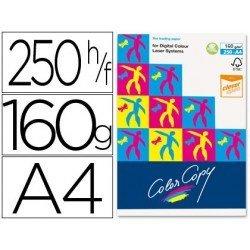 Papel multifuncion Mondi Color Copy A4 160 gr/m2 Satinado