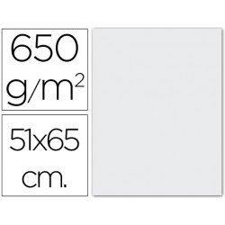 Cartulina extra blanca Vilaseca 510 x 650 mm 650 g/m2