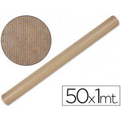Papel tipo kraft liderpapel marron -rollo 50x1 mt.
