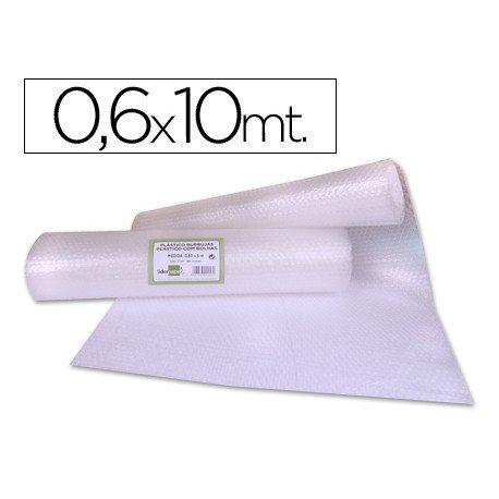Rollo plástico burbujas 0,60x10M