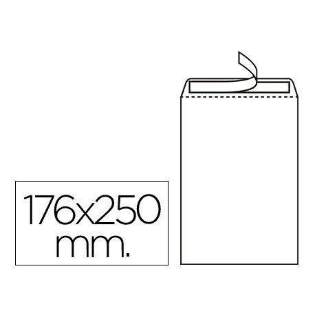 Sobre bolsa N.15 B5 Liderpapel, 176x250mm