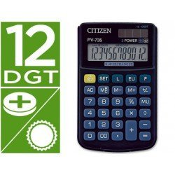 PV-735 BP Citizen 12 digitos