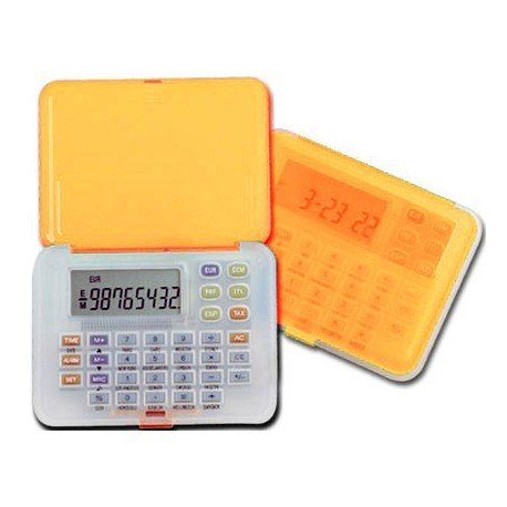 Calculadora imac P-855 CFN color naranja