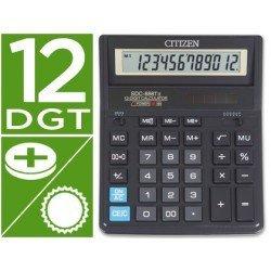 Calculadora Sobremesa Citizen Modelo SDC-888XBK 12 dígitos