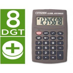 Calculadora Bolsillo Citizen Modelo LC-210N 8 digitos