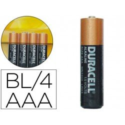 Pila alcalina Duracell AAA
