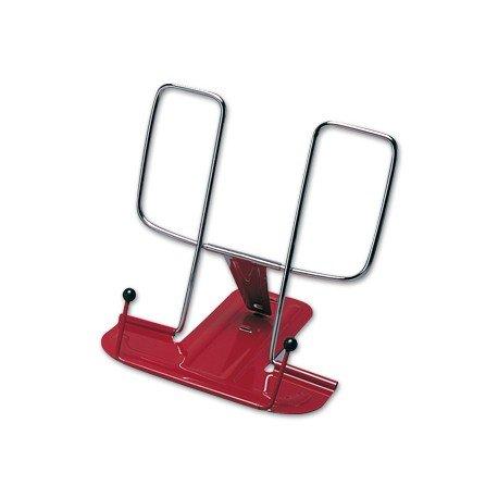 Atril metalico Liderpapel 3 Posiciones rojo