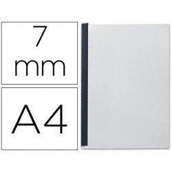Tapa de Encuadernación Plastico Leitz DIN A4 Negra 36/70 hojas