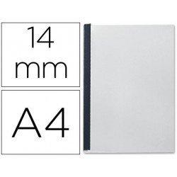 Tapa de Encuadernación Plastico Leitz DIN A4 negra 106/140 hojas