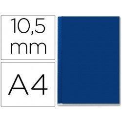 Tapa de Encuadernación Cartón Leitz DIN A4 Azul 71/105 hojas