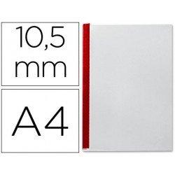 Tapa de Encuadernación Plastico Leitz DIN A4 Burdeos 71/105 hojas