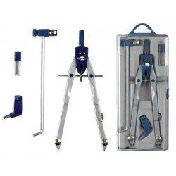 Compas marca Liderpapel micrometrico bk304