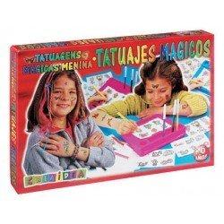 Tatuajes magicos Falomir Juegos