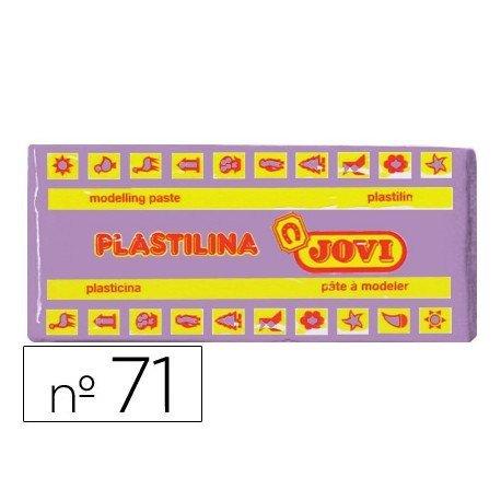 Plastilina Jovi color Lila mediano