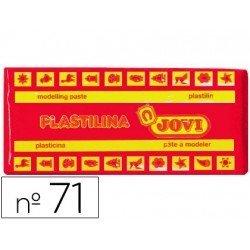 Plastilina Jovi color Rojo mediano