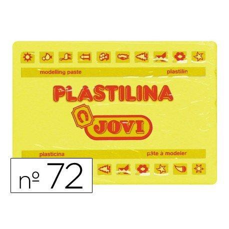 Plastilina Jovi color Amarillo claro grande