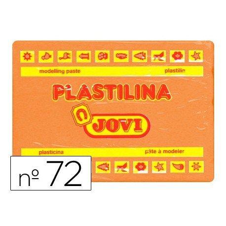 Plastilina Jovi color Naranja grande