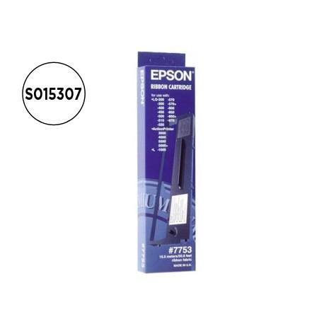 Cinta Epson impresora LQ-200 negro