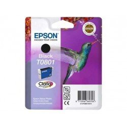 Cartucho Epson T080140 Negro
