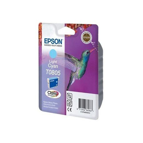 Cartucho Epson T080540 Cian