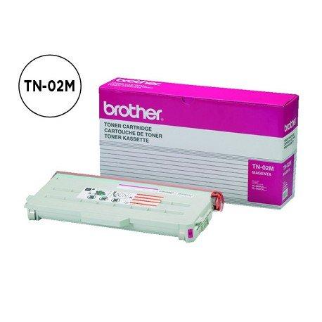 Toner Brother TN-02M color Magenta