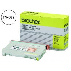 Toner Brother TN-03Y color Amarillo