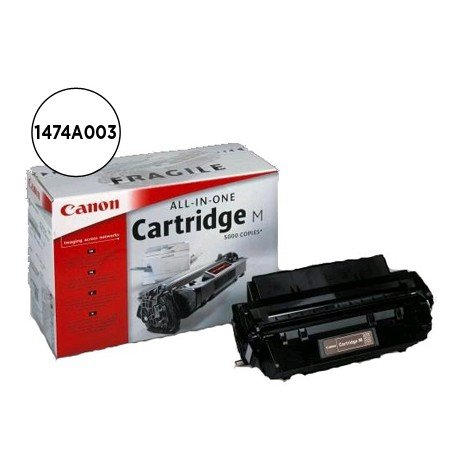 Cartucho Canon 6812A002 Nº CART‑M Negro