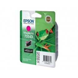 Cartucho Epson T054340 color magenta