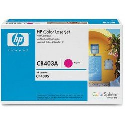 Toner HP 624A CB403A color Magenta