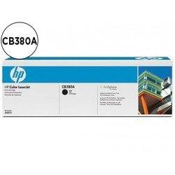 Toner HP Laserjet 823A color negro CB380A