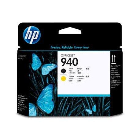Cabezal marca HP 940 Negro y Amarillo C4900A
