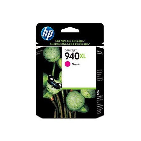 Cartucho HP 940XL color Magenta C4908A