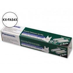 Cartucho Panasonic KX-FA54X Negro