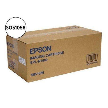 Fotoconductor + Toner Epson S051056 Negro