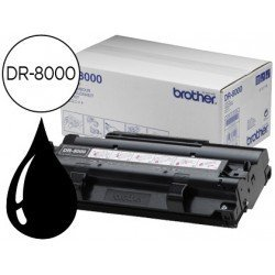 Tambor Brother DR-8000 Negro