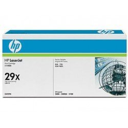 Toner HP 29X C4129X color Negro