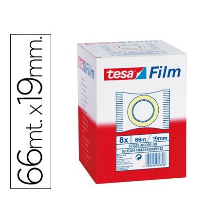 Cinta adhesiva marca Tesa standard