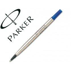 Recambios boligrafo Parker azul 0,5 mm