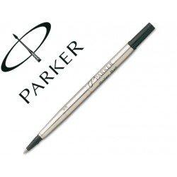 Recambios boligrafo Parker negro 0,5 mm