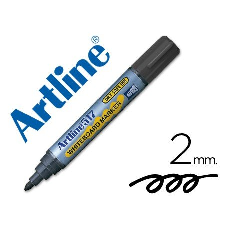 Rotulador Artline EK-517 color negro