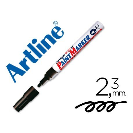 Rotulador paint marker Artline