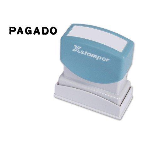 Formulario automatico marca Xstamper PAGADO