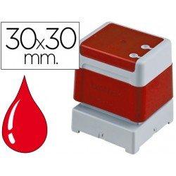 Sello Automatico marca Brother 30 x 30 rojo