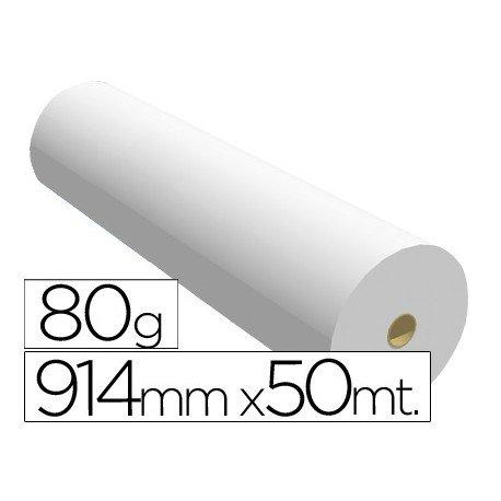 Papel reprografia plotter Sprintjet ink-jet de 80 g/m2