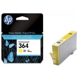 Cartucho HP 364 color Amarillo CB320EE