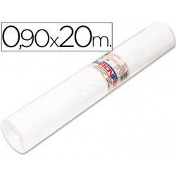 Aironfix Rollo Adhesivo 90cm x 20mt Unicolor blanco 100 MC